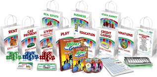 The Money Game Financial Literacy Game