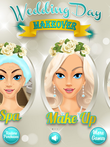 Wedding Day Makeover