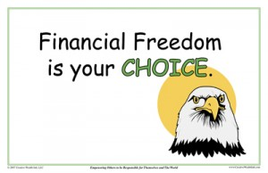 FInancial Freedom is Your Choice