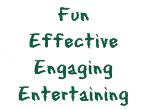 fun-effective-engaging-entertaining